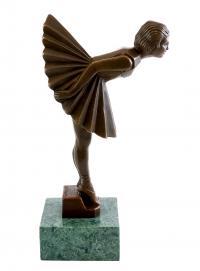 Art Déco Figur - sign. Chiparus - Kunst online kaufen
