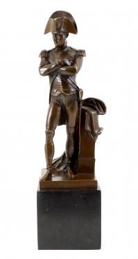 Bronzeguss - Napoleon Bonaparte - mit Signatur