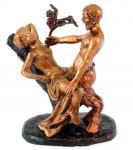 Erotische Kunst – Wiener Bronze – 2 tlg. - Sexy Figuren online kaufen