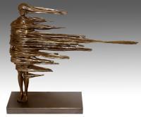 moderne kunst martin klein abstrakte skulpturen online. Black Bedroom Furniture Sets. Home Design Ideas